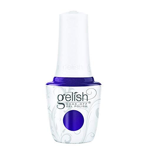"Gelish""Make 'Em Squirm"" Disney Villains - Purple/Blue Pearl"