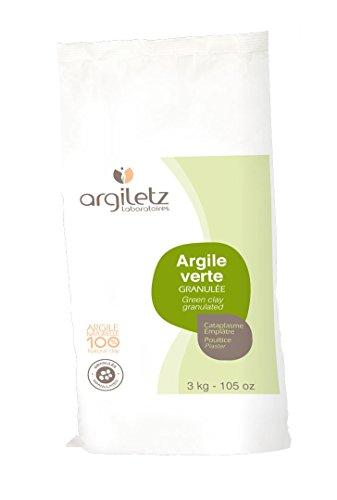Argiletz Granulée Argile Vert 3 Kg