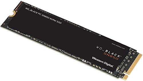 Wd Black Sn750 Ssd Interno Nvme Para Gaming De Adecuado Rendimiento, 500 Gb
