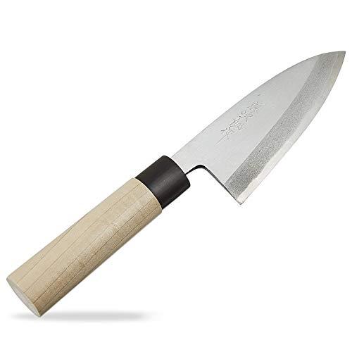 藤次郎 白紙鋼(樹脂桂柄) 小出刃 120mm F-900