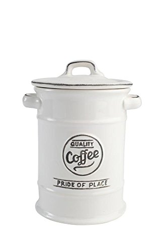 T&G Woodware Pride of Place British Coffee Jar