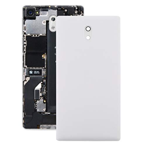DaiMai - Cover posteriore per Nokia 3 TA-1020 TA-1028 TA-1032 TA-1038, colore: Bianco