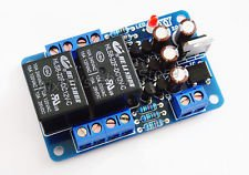Speaker Protection Amplifier Board Component Audio With Boot Delay + DC Protect