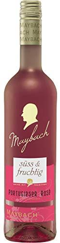 Maybach Portugieser Rosewein süß und fruchtig (1 x 0.75 l)