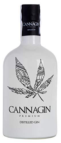 Cannagin 70cl Ginebra Premium con Aroma de Cannabis