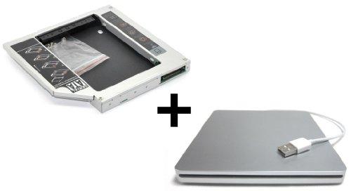 HDD/SSD Adaptador Compatible con Apple MacBook (Pro) 17