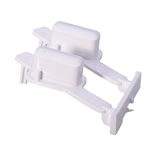 Bauknecht Whirlpool key cap blanco Start Lavadora de 2 velocidades 481071425341