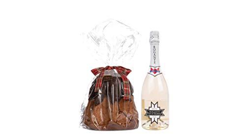 matrimonio FL 16 prosecco 3 sacchetti regalo compleanno sacchetti per bottiglie di vino 36 cm x 12 cm x 9 cm spumante sacchetti regalo per vino Natale