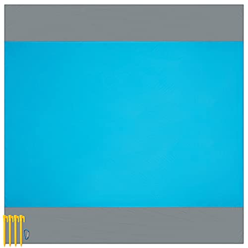 PURLEI sand free mat 6.8 x 6.5 Ft L…