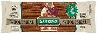 San Remo Wholemeal Spaghetti No.130, 500g