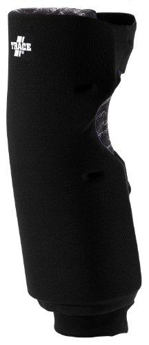 ADAMS USA Trace Long Style Softball Knieschoner, schwarz, Large