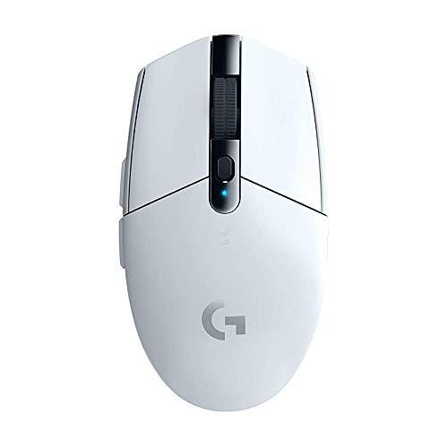Logitech G304 Wireless Mouse White ロジテック HEROセンサー ゲーミング ワイヤレス マウス ホワイト 並行輸入品