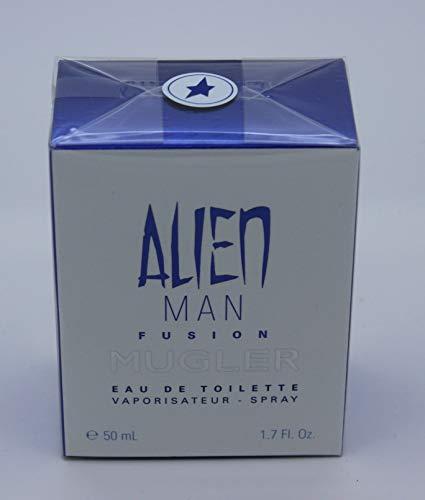 Mugler Alien Man Fusion EDT Vapo 50 ml