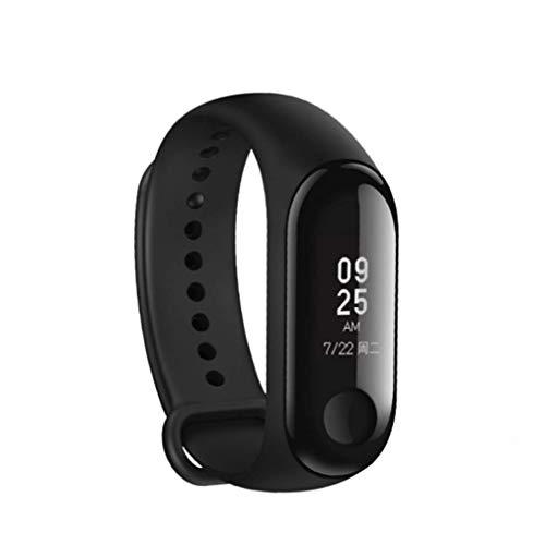 Original Xiaomi Mi Band 3 Pantalla Táctil OLED 0.78inch Pulsera Smart Watch Fitness Wristband Bracelet 5ATM