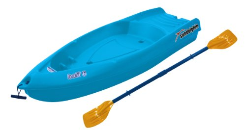 Sun Dolphin Bali Sit-on-top Kayak (Ocean, 6-Feet)
