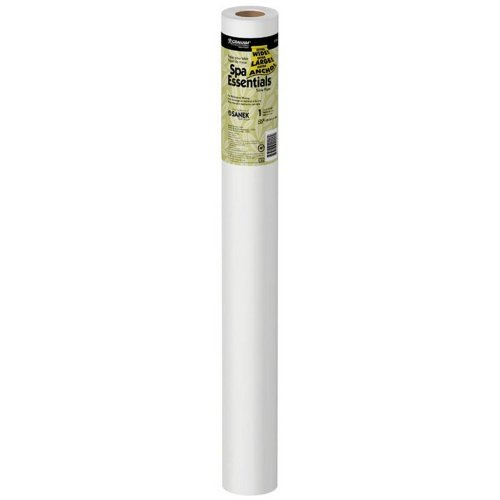 Graham Professional Products Spa Essentials White Table Paper