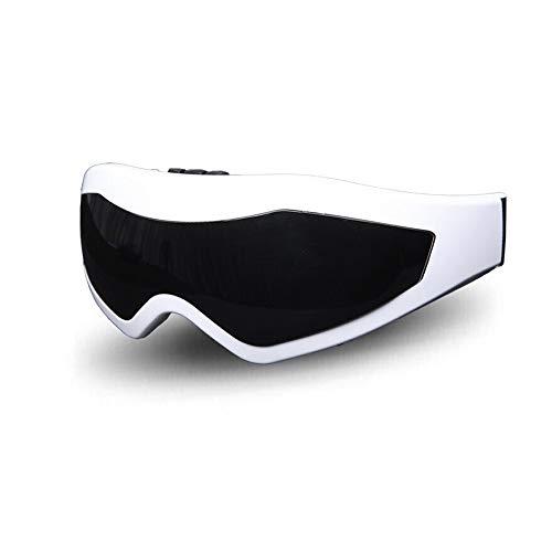 Protector De Ojos Massager Eye Protector Vibration Massager 3 Modos De Carga Opcional, Aspecto con Estilo (Color: Negro) Masajeador De Ojos