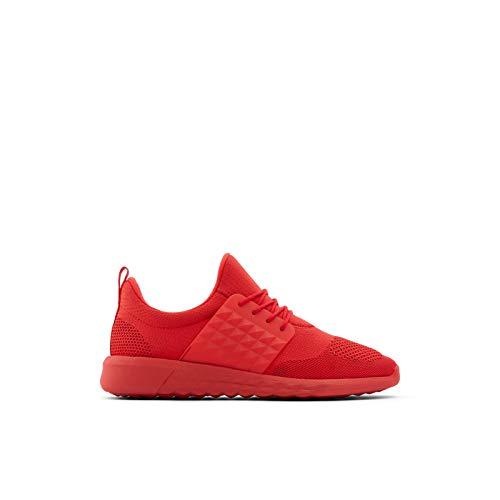 ALDO Men's Mx.0 Athletic Sneaker, Red, 9.5