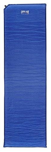 Open Air selbstaufblasbare Isomatte 3 cm Luftmatratze, 180 x 51 x3 cm, blau, 905002