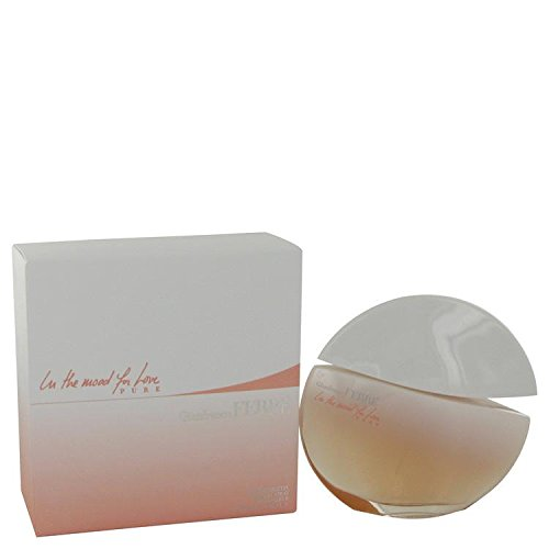 In The Mood For Love Pure by Gianfranco Ferre Eau de Toilette Spray para Mujer, 100% auténtico