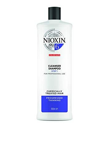 Nioxin System 6 Cleanser Shampoo