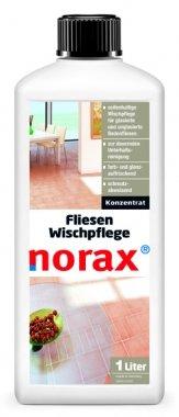 norax Fliesen Wischpflege 1 l - Reiniger, Pflege und Farbauffrischung