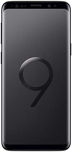 Samsung Galaxy S9 64GB 5.8 12MP SIM-Free Smartphone in Midnight Black (Certified Refurbished)