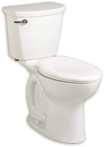 Cadet White Porcelain Elongated Al sold out. Contempora 2-Piece Lowest price challenge Toilet Modern