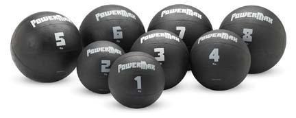 PowerMax Medicine Ball Weight: 8K