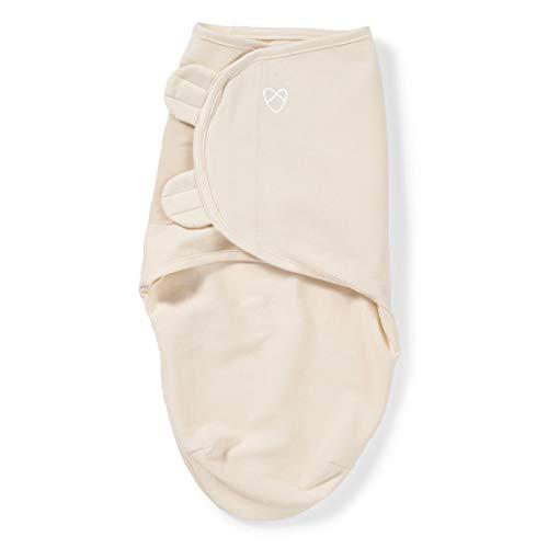 Lampiphant® + Summer Infant Original SwaddleMe® Pucksack, S/M, Natur