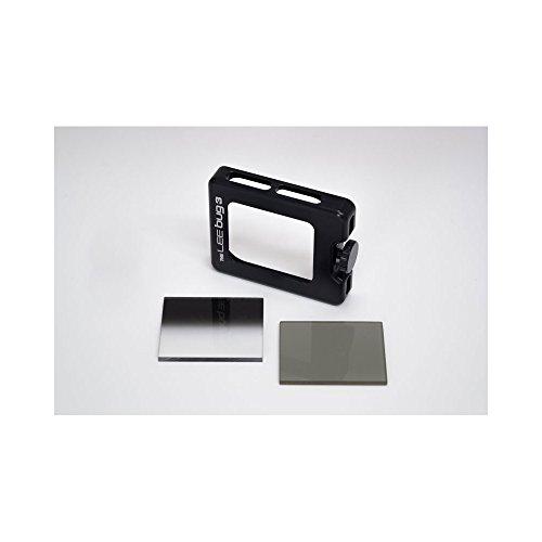 Lee Filters Bug3+ Action Kit Filter-Set für GoPro HERO3+ und HERO4 - inkl. Grauverlaufsfilter, Polfilter, Filterhalter, Nylonetui und Mikrofasertuch