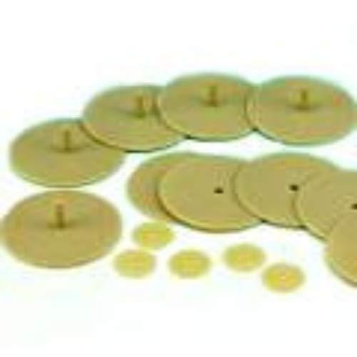Glorex Gelenkscheiben, Kunststoff, Mehrfarbig, 12 x 9 x 2 cm