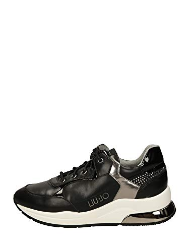 Lui Jo Liu Sneaker Senza Lacci Nera Comoda (39 EU)