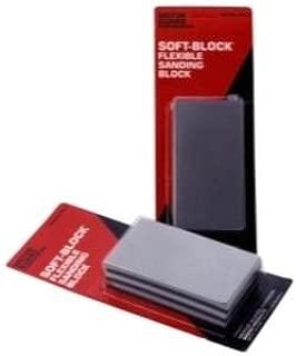 Motor Guard Soft Block Sanding Block-3 PK (MOT-SB3)