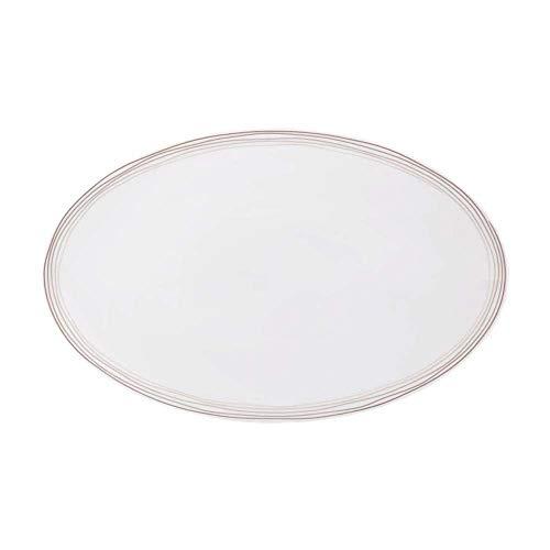 Seltmann Weiden 001.738559 Fashion Ammonite Plat ovale Marron