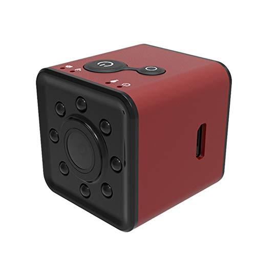 CYYMY Mini Action Cam 1080p,Hyper Stabilizzazione Videocamera, Anti Shake Elettronico,Supporta Le Riprese Time Lapse,Fotocamera Impermeabile,Obiettivo Grandangolare 155 °,1