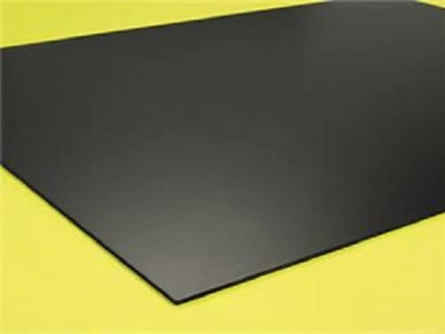 BLACK Atlanta Mall Styrene Thermoform Plastic Sheets 24