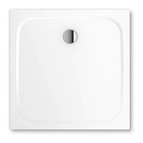 Duschwanne CAYONOPLAN bodeneben, weiß, Abstützsystem extraflach 90 x 120 x 1,8 cm