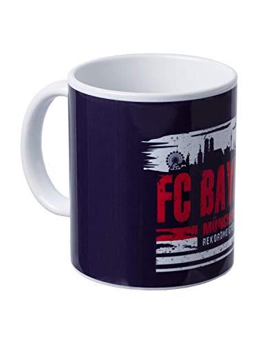 FC Bayern München Tasse Skyline