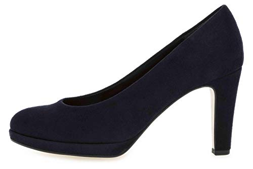 Gabor Damen Fashion Pumps, Blau (River 46), 39 EU