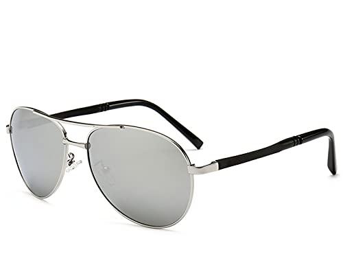 NBJSL Gafas cuadradas transparentes para mujer Gafas de sol polarizadas para mujer Protección 100% UV Estuche para gafas de sol exquisito
