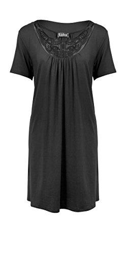 Lidea Strandkleid Black S