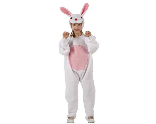 Atosa-95532 Disfraz Conejo, color rosa, 7 a 9 años (95532)