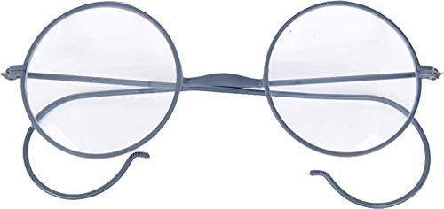 Unbekannt WH Dienstbrille mit Behälter (Reproduktion) Brille 2 WK mit Metallbox