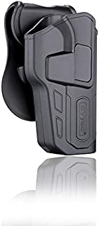 CYTAC Level II Tactical Security Holster | Fits CZ 75 SP-01 Shadow | Includes Free Mag Pouch | R-Defender G3 Series