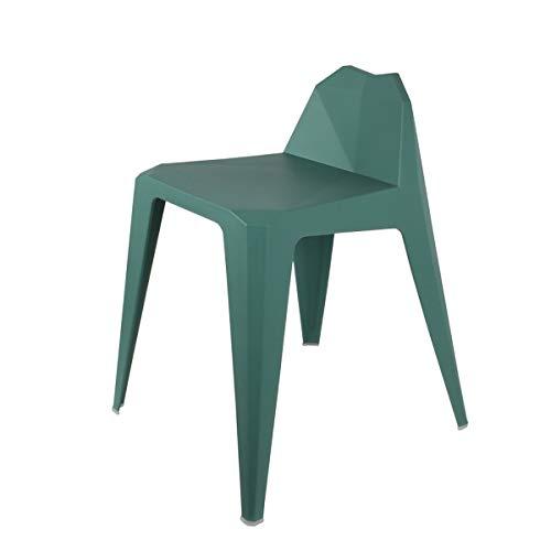 marque The Home Deco Factory Tabouret Origami Vert d'eau