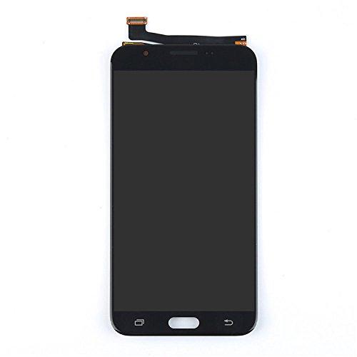 Tela Display Lcd Touch Screen Frontal Galaxy J7 Prime G610 Preto