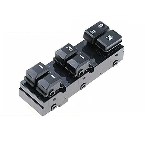 Interruptores De Botón para KIA 2011-16n para Sportage R 935703W400WK Ensamblaje De La Palanca del Interruptor De La Ventana Principal Izquierda