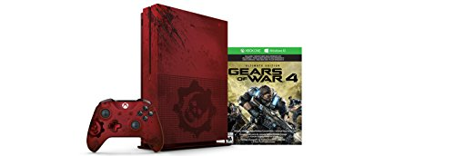 Console Xbox One S 2 To - Gears of War 4 Édition Limitée - 2