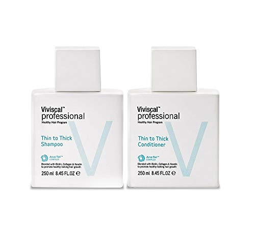 Viviscal Professional Thin to Thick Shampoo & Conditioner 8.45 fl oz each